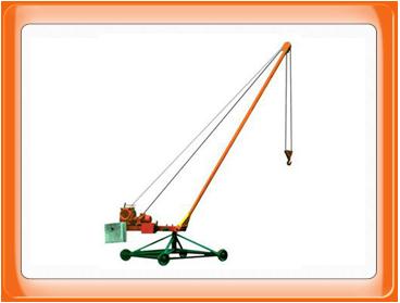 Кран Пионер грузоподъемностью 750кг